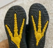 Ботинки демисезон новые clarks