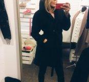 Новое пальто шерсть +кашемир