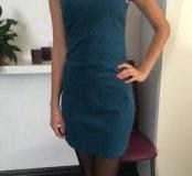 Продам платье из плотной ткани