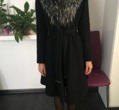Продам пальто ( в составе шерсть )