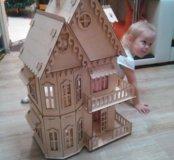 Кукольный домик, замок