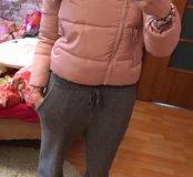 Куртка штаны и угги