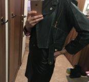 Кожаная куртка VDP