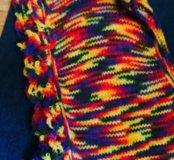 Платье вязаное .