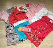 Новая одежда для девочки 92 р-р