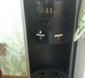 Кулер с защитной кнопкой на горячей воде(дети)