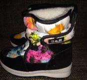 Новые ботинки, 20.5 стелька