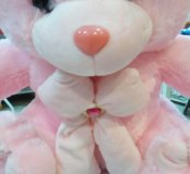 Розовый миша