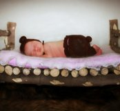 Аренда реквизита для фотосессии младенцев
