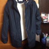 Куртка Zara на девочку 11-13 лет  .
