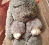 Меховые зайчики (кролики)