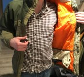Спортивная куртка Burton