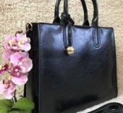 Новая сумка Фурла натуральная кожа реплика Furla