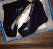 новые туфли на платформе 37