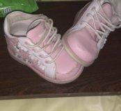 Ботинки на девочу