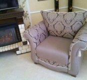 Диван-кровать + два кресла