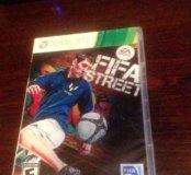 Игры на Xbox 360.fifa street