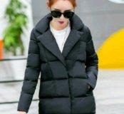 Новая куртка теплая зима/холодная осень