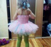 Платье ту-ту