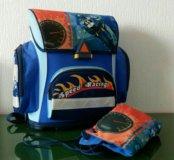 Школьный портфель-ранец