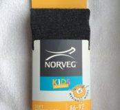 Термоколготки Norveg новые