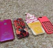Защитные Чехлы на iphone 5c