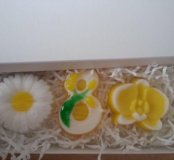 Подарочный набор из мыла на 8 марта