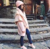 Пальто розовое 💥💥💥