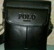 Новая мужская сумка POLO