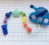 Грызунок для детей из пищевого силикона