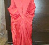 Красное платье karen Millen оригинал