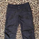 Штаны брюки чёрные женские