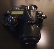 Профессиональная зеркальная фотокамера Nikon d300s