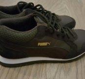 Новые Puma, 41 размер