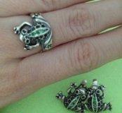 Серебрянные украшения Питерского ювелирного завода