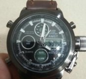 Мужские армейские часы АМСТ