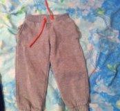 Спортивные штанишки и джинсики для девочки