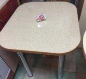 Кухонный стол из пластика со скидкой