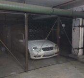 Машиноместо в гараже