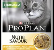 Проплан корм для стерелизованных кошек пауч 85 гр