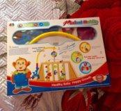 игрушки для новорежденных
