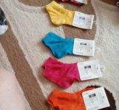 Носочки новые 14 размер