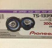 Автомобильные колонки Pioneer TS-1339R