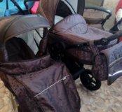 Детская коляска модульная dorjan 2 в 1