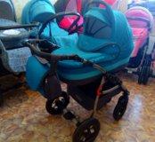 Детская коляска Tako lila 2 в 1 модульная система