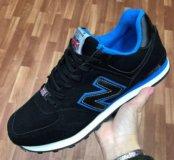 4Новые кроссовки NB