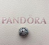 Pandora шарм полевые цветы