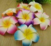 Заколки (Гавайский цветок)