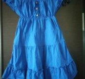 Платье, рост 122 см