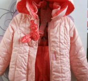 Комплект (куртка + полукомбинезон)Орби весна